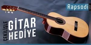 gitar hediye