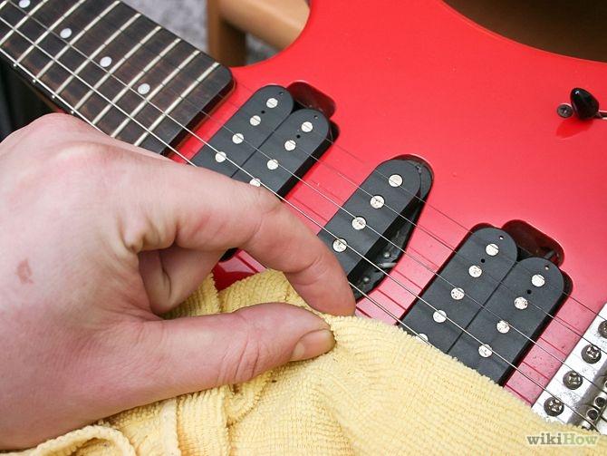 gitar bakım