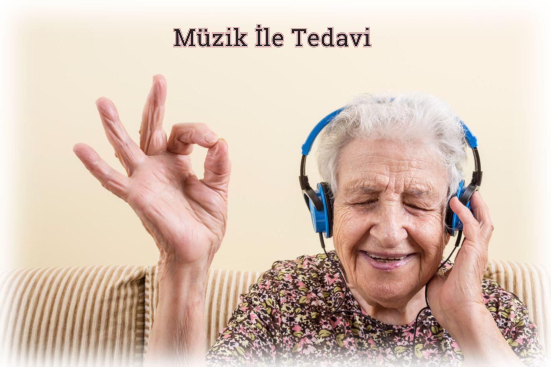 Müzikle tedavi nedir
