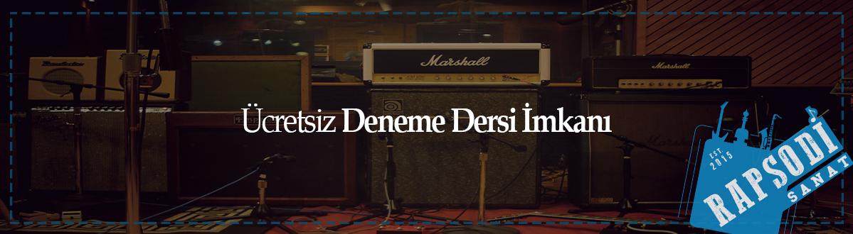 Gitar Kursu İzmir Buca